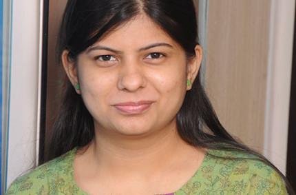 Ms Bharti Kholapure, M.Sc (Microbiology), Embryologist & Lab Manager