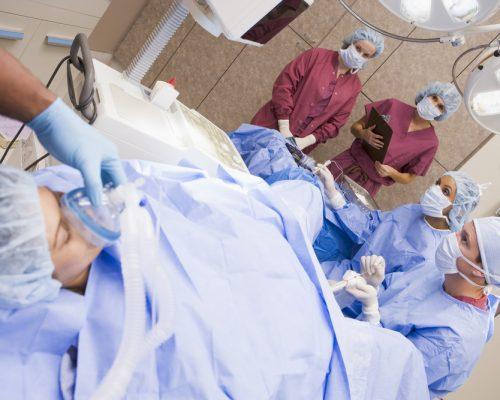 Paramedical Staff Training